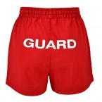 Guard Female Cover Up Shorts