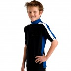 ST2012 Youth Rash Shirt Short Sleeve