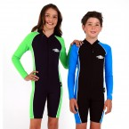 ST3002L Youth Raysuit Long Sleeve