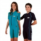 ST3002S Youth Raysuit Sports Style