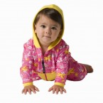 STB102H Baby Hooded Jacket and Pant Set