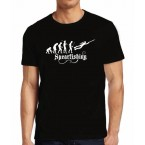 Spearfishing short sleeve t-shirts