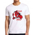 Diving short sleeve t-shirts
